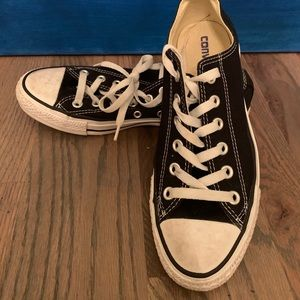 Converse All-Stars, barely worn